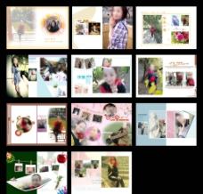 相册模板图片