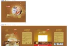 瘦身咖啡包装罐图片