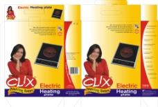 电磁炉包装设计图片