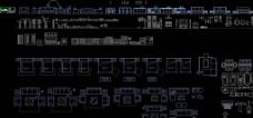 CAD室内图库图片