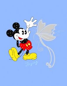 米老鼠 米奇
