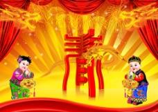 2012春节素材图片