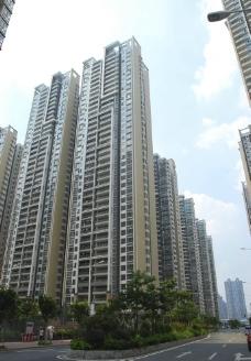 广州猎德村高楼图片