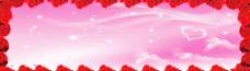 浪漫玫瑰背景图片