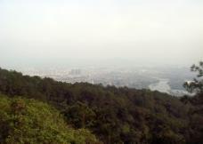 山顶景观图片