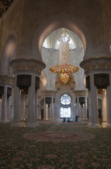 清真寺祈祷大厅