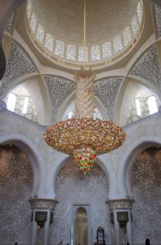 清真寺 祈祷大厅