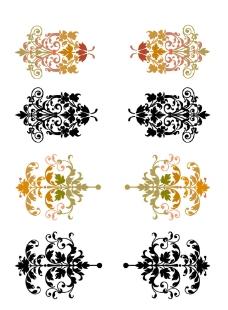 精致装饰花纹图案图片