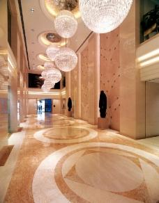 走廊过道空间图片