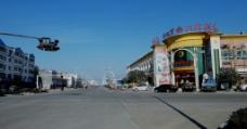 新村街头图片