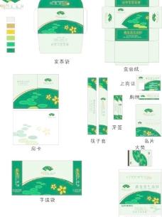 生态园包装图片
