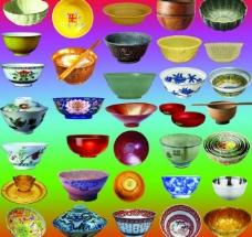 陶瓷碗大全图片