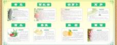 蔬菜 水果的营养成份图片