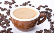 浓香咖啡图片