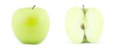 逼真水果之青苹果图片