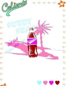 可乐饮料图片
