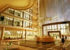 高档办公楼图片