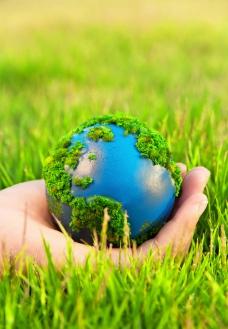 保护地球图片