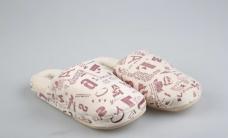 棉拖鞋图片