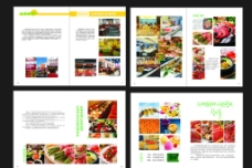 韩式烧烤画册图片