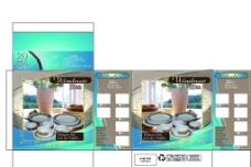 陶瓷盘包装设计图片