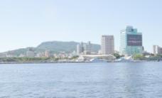 高雄港口风光图片