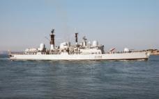 英国42型导弹驱逐舰图片