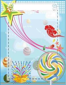 节日海报模板图片