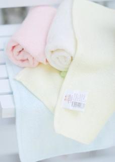 干净毛巾图片