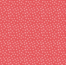大红小碎花底纹背景图片