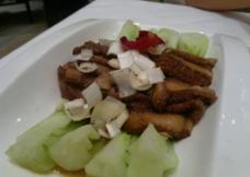 大白菜五花肉冻豆腐图片