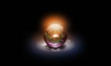 水晶球圖片