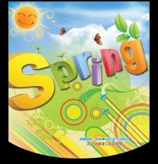 春季pop图片