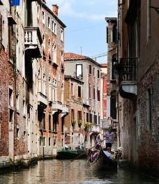 威尼斯小巷图片