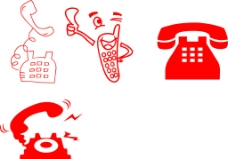 手机 电话 响铃图片