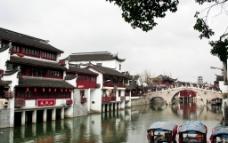 江南七宝古镇水乡景点图片