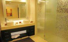 精致豪华酒店装修样板房实例图片