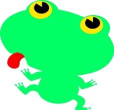 小青蛙图片