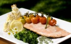 高档餐厅美味西餐美食图片