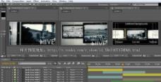 AE3D好莱坞动感震撼视屏片头工程带音乐