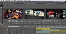 AE高清动感娱乐片头工程带音乐