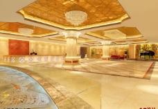 五星级酒店大厅图片