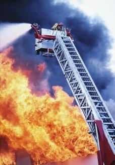 中国消防队写真日本