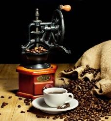 咖啡豆研磨器图片