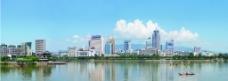 婺江两岸图片