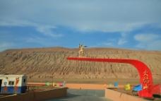 沙漠摄影图片