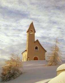 教堂建筑图片