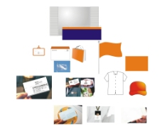 VI设计模板图片