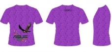 t恤设计模版源文件图片