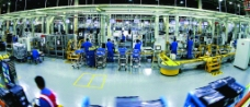 高技术生产车间图片